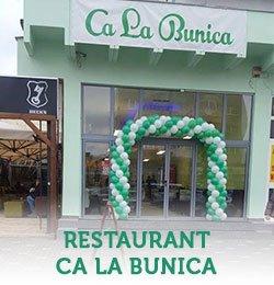 Restaurant Ca La Bunica
