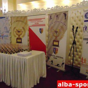 Cin' să fie, cin' să fie…cel mai bun sportiv al judeţului în 2018? Vom afla luni, 17 decembrie la Gala Sportului Județean 2018, luni, 17 decembrie, la Alba Iulia!