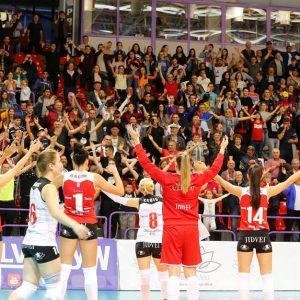 Au început înscrierile pentru meciul din Cupa CEV cu cehoaicele de la VK Prostějov!