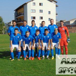 CS Universitatea Alba Iulia – Campioană de toamnă în seria a doua din Liga 5!