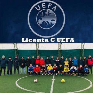 VEZI AICI rezultatele la examenul de admitere pentru obţinerea Licenţei C-UEFA!