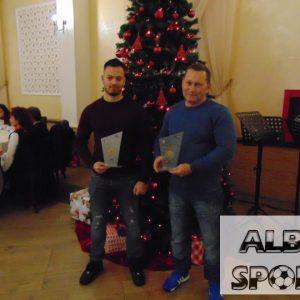 Andrei Cioflică (powerlifting, CS Unirea Alba Iulia! desemnat sportivul anului la sporturi neolimpice! VEZI AICI premianţii! (GALERIE FOTO)