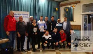 14 echipe de polițiști din cadrul IPJ Alba au fost prezenți la ediția a 5-a a turneului memorial Iani Mitracu! (GALERIE FOTO-VIDEO))