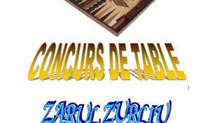IPA Regiunea 2 Alba te invită la Cupa Zarul Zurliu, ediția a 3-a la table!