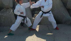 Și karateka din Alba se pregătesc în mediul online! (GALERIE FOTO)