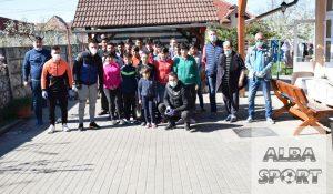 Uniriștii pe post de…Iepuraș pentru copii de la Rița Gărgărița! (GALERIE FOTO)