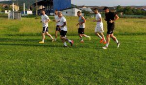CS Ocna Mureș a reluat pregătirile în vederea participării la barajul pentru accederea în Liga a 3-a! (GALERIE FOTO)