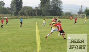 Uniriștii au pierdut și revanșa cu Șelimbăr, scor 2-3! (GALERIE FOTO)