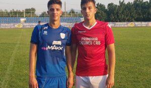 Uniriștii au mai bifat două transferuri! Frații Codrea vor semna cu FC Unirea Alba Iulia! Posibil amical cu CS Ocna Mureș!