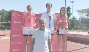 CS Unirea Alba Iulia – 4 medalii la Naționalele de marș! Ana Rodean și echipa de senioare – campioane naționale, Mihaela Acatrinei și Georgiana Jid – vicecampioane naționale!