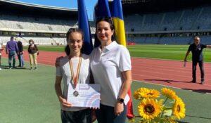 Blăjencele Ana Bogdan și Mihalela Blaga argint și bronz la Naționalele de la Cluj! (GALERIE FOTO)