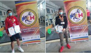 Trei medalii de argint și două de bronz pentru halterofilii CS Unirea Alba Iulia, la Campionatul Național de Juniori!