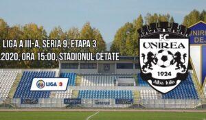 Astăzi, de la ora 15.00 pe Cetate se dispută restanța dintre Unirea Alba Iulia și Unirea Dej-LIVETEXT AICI!