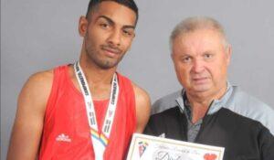 Boxer legitimat la CS Unirea Alba Iulia, medalie de bronz la Campionatul Național U22!