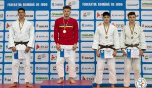 Judoka legitimat la CS Unirea Alba Iulia – medalie de bronz la Campionatul Național U21!