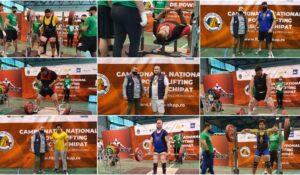 Sportivii CS Unirea Alba Iulia – 18 medalii la Campionatul Național de Powerlifting! (GALERIE FOTO)