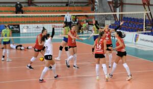 Campioana României, Volei Alba Blaj, pregătită pentru turneul al doilea al turului Diviziei A1 la volei feminin!