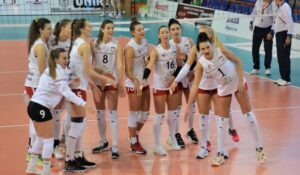 Volei Alba Blaj, MCM Kaposvar, THY Istanbul și Sistem9 Yesilyurt Istanbul se luptă pentru trofeu!