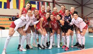 S-a stabilit programul returului în Divizia A1 la volei feminin!