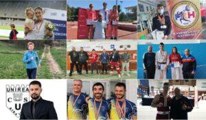 Bilanț CS Unirea Alba Iulia în 2020 – 85 de medalii, dintre care 46 de aur, 26 de argint și 13 de bronz!