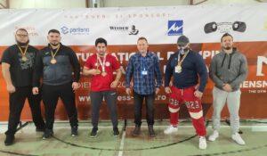 Rezultate de excepție pentru CS Unirea Alba Iulia la Campionatul Național de Împins din Culcat!