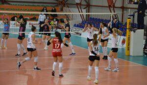 Volei Alba Blaj – CSO Voluntari 3-0!