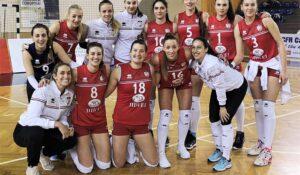 Volei Alba Blaj – CSM Târgoviște, în semifinalele Cupei României!