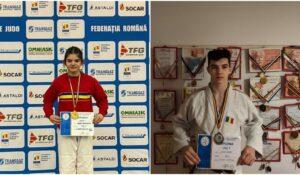 Victorii importante pentru judoka legitimați la CS Unirea Alba Iulia: Aur și argint la Campionatul Național U 18!