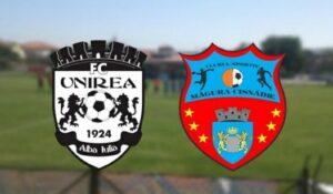 Astăzi, meci de pregătire Unirea Alba Iulia – Măgura Cisnădie!