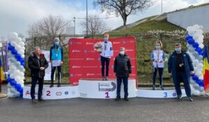 CS Unirea Alba Iulia – 4 medalii la CN de marș! Mihaela Acatrinei și echipa – aur, Ana Rodean și Georgiana Jid – argint!