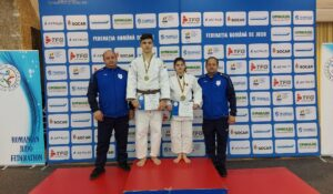 CS Unirea Alba Iulia, rezultate foarte bune la Campionatul Național de Judo U21: Două medalii de bronz, la masculin și feminin!