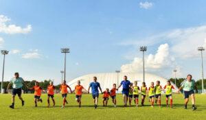 UEFA și iCoachKids pun la dispoziție cursuri gratuite pentru antrenorii din fotbalul de bază!