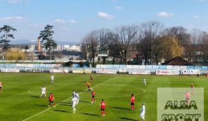 În Liga a 3-a, Seria a 9-a, etapa a 15-a! Avântul Reghin – Unirea Alba Iulia 0-0! Al șaptelea punct la rând pentru uniriști! VEZI AICI echipele de start, marcatorii și rezultatul în timp real!