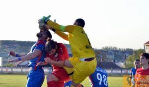 În barajul pentru accederea în Liga a 2-a, tur, SCM Zalău – CSO Cugir 2-0!